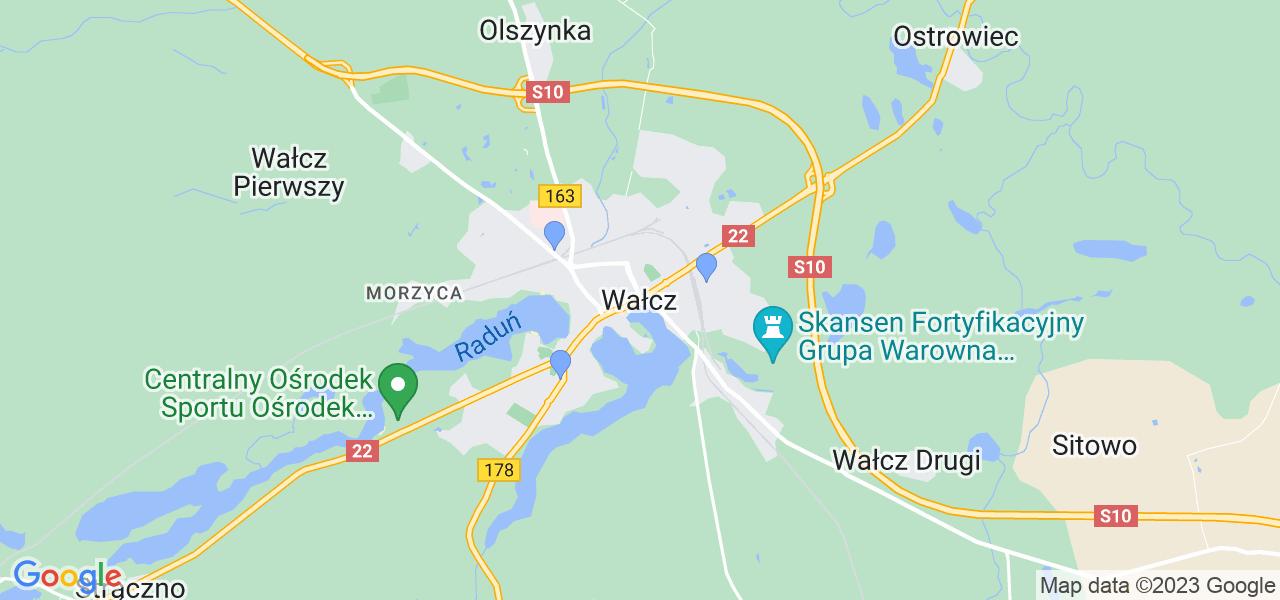 Dostępne w Wałczu lokalizacje punktów nadania, z których możesz skorzystać, chcąc wysłać turbinę do regeneracji w największym serwisie w Polsce