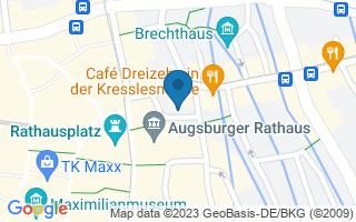 Zahnarztpraxis Dr. Renate Babst-Nickig Dr. Peter Nickig, Am Hinteren Perlachberg 1c, 86150 Augsburg