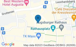 Zahnarztpraxis Dr. med. dent. Andreas Leister, Annastr. 9, 86150 Augsburg