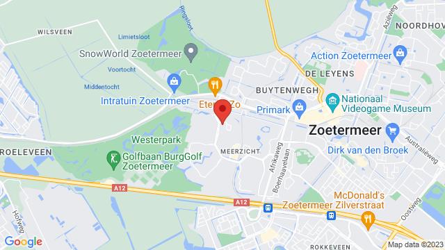 Van+der+Linden+Groep+Zoetermeer op Google Maps
