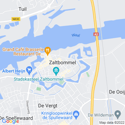 bed and breakfast Zaltbommel