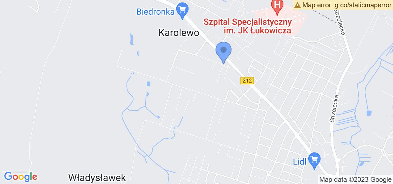 Osiedle Zamieście w Chojnicach – w tych punktach ekspresowo wyślesz turbinę do autoryzowanego serwisu