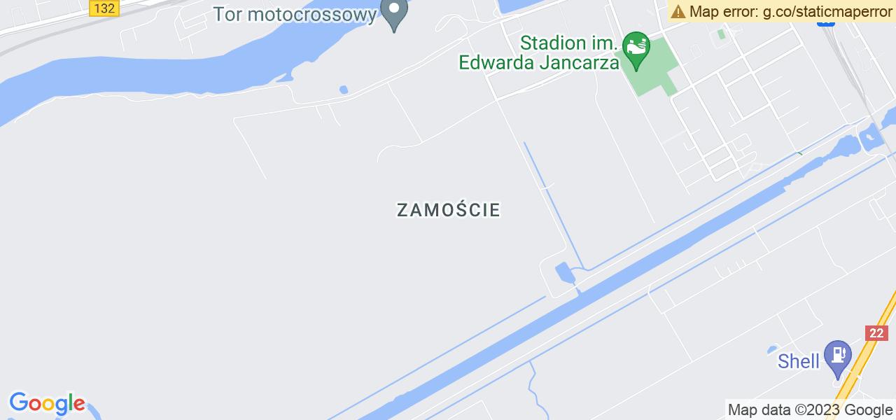 Osiedle Zamoście w Gorzowie Wielkopolskim – w tych punktach ekspresowo wyślesz turbinę do autoryzowanego serwisu