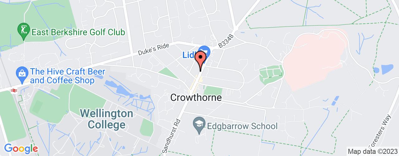 Crowthorne Salon
