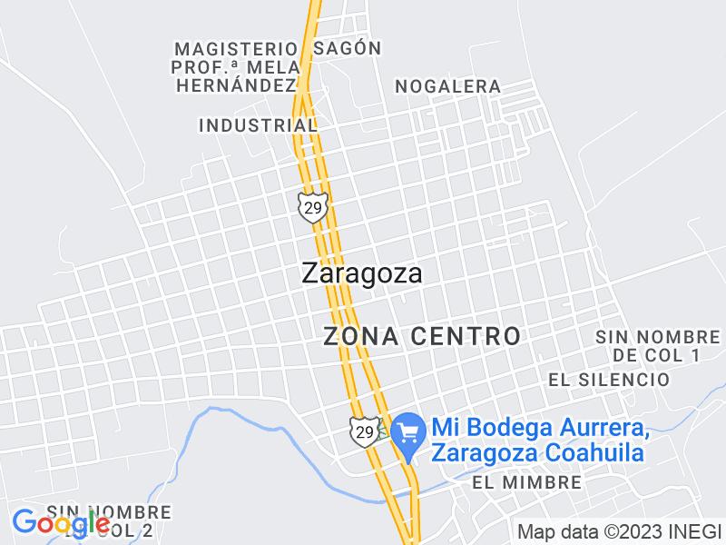 Zaragoza, Coahuila
