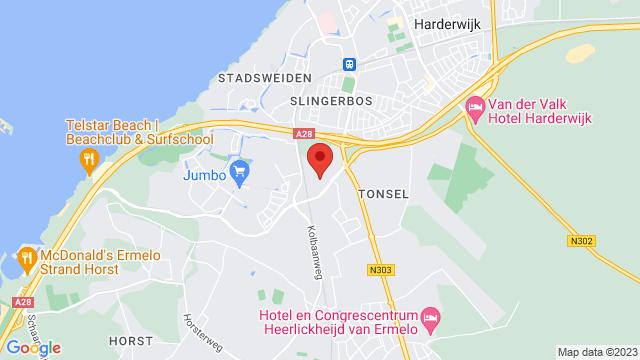 Nissan+Harderwijk op Google Maps
