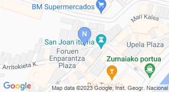 Sasiain  mapa