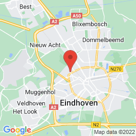 Google map of Strijp R, Eindhoven