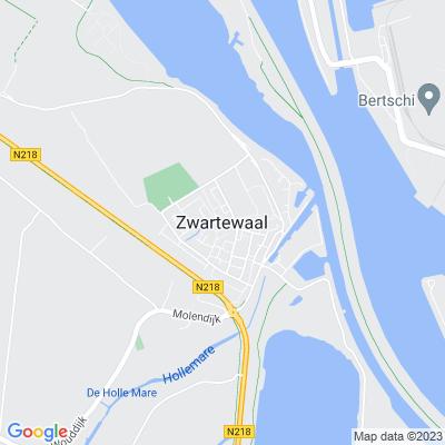 bed and breakfast Zwartewaal