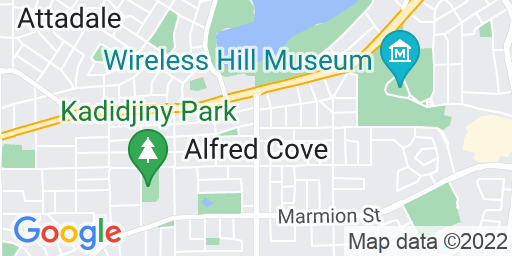 Alfred Cove, City of Melville, Western Australia, Australia
