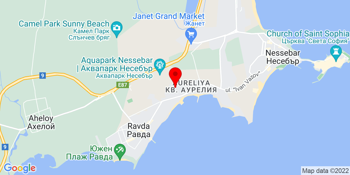 Google Map of apollo RAVDA