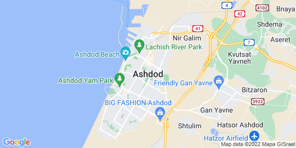 Great Distribution Center In Ashdod #17