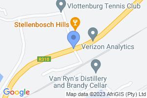 at the corner of the R310 and Vlottenburg Road, near Stellenbosch