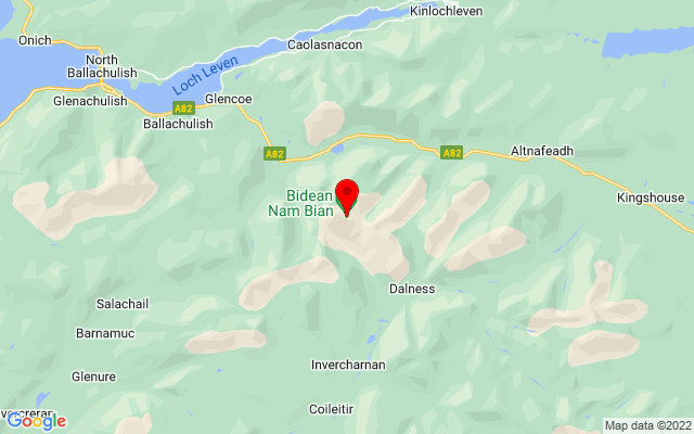 Google Map of bidean nam bian
