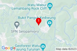 Google Map of bukit mojo gumelem