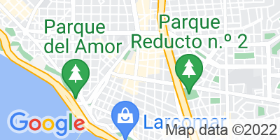 Google Map of calle tarata, miraflores
