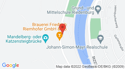 Google Map of campingplatz talblick