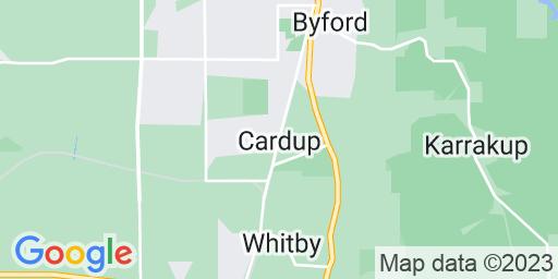 Cardup, Shire of Serpentine Jarrahdale, Western Australia, Australia
