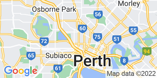City of Perth, City of Vincent, Western Australia, Australia