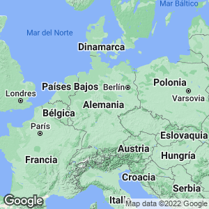 Alemania Map