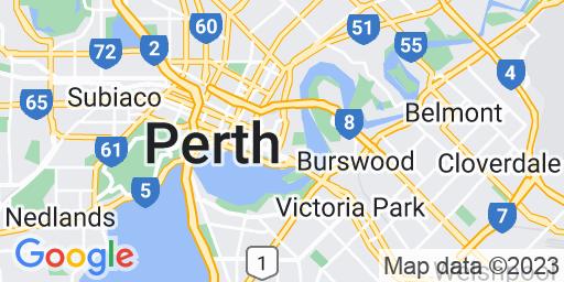 East Perth, City of Vincent, Western Australia, Australia