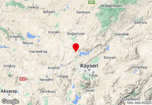 Google Map of ephesos turkey