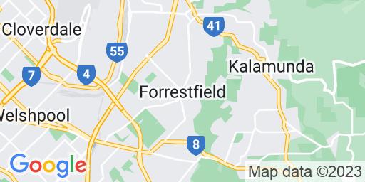 Forrestfield, City of Kalamunda, Western Australia, Australia