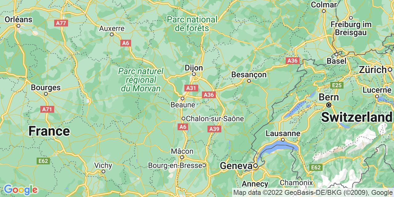 Travel France Online Location