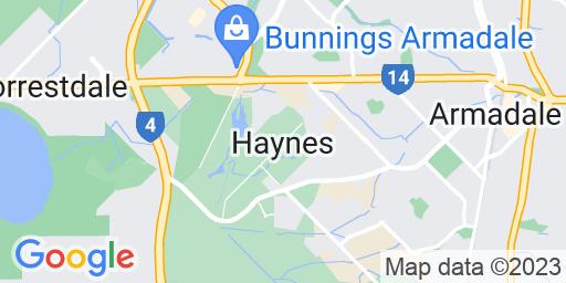 Haynes, City of Armadale, Western Australia, Australia