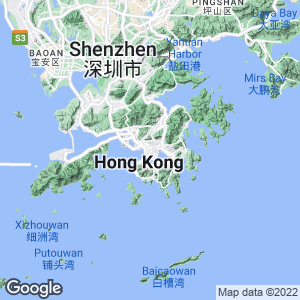 Hong Kong Map