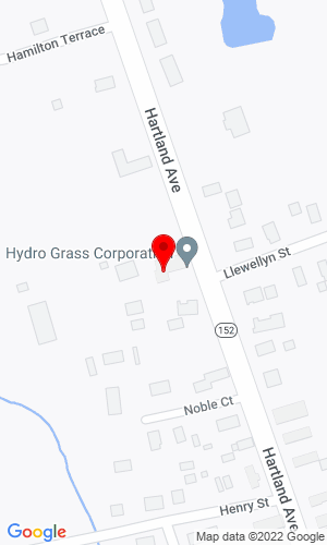 Google Map of hydrograsscorp.com  266 Hartland Ave, Pittsfield, ME, 04967