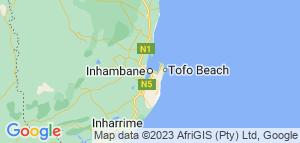 Dive Station -Tofo Beach. 10 dage Mozambique