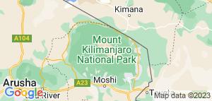 Kilimanjaro -Trekking Lemosho. 9 dage. Tanzania