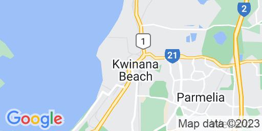Kwinana Beach, City of Kwinana, Western Australia, Australia