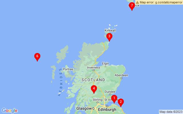Google Map of lairg scotland
