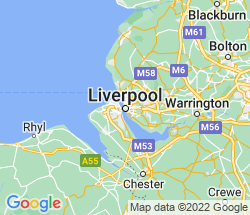 small map of Liverpool