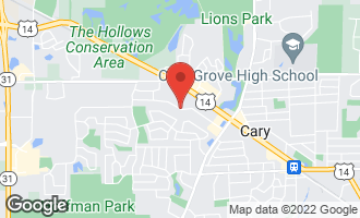 Map of LOT 2 Industrial Drive CARY, IL 60013