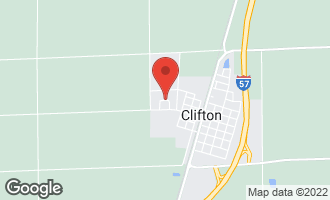 Map of Lot 3 Rudin Drive CLIFTON, IL 60927
