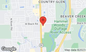 Map of Lot 3 Sharp Drive SHOREWOOD, IL 60404