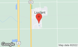Map of Lot 75 Dose Drive LOSTANT, IL 61334