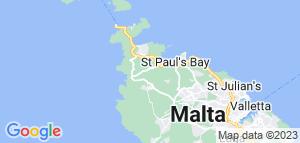 Dive Station -Il-Mellieha. Familie. 8 dage Malta