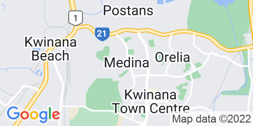 Medina, City of Kwinana, Western Australia, Australia