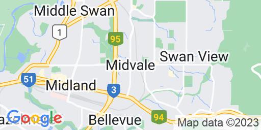 Midvale, City of Swan, Western Australia, Australia