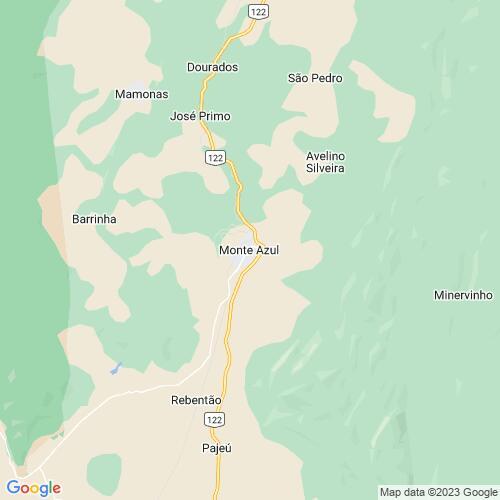 Monte Azul - Minas Gerais
