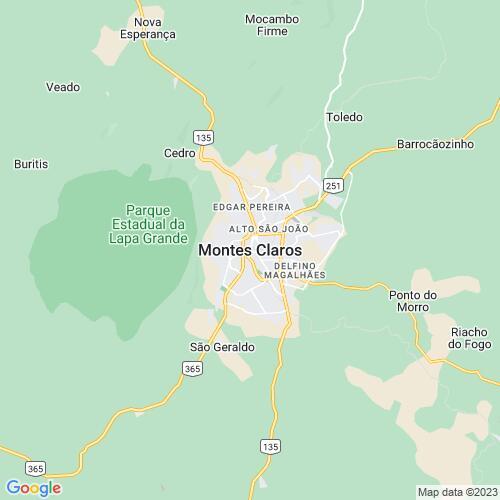 Montes Claros – Minas Gerais