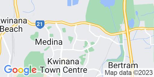 Orelia, City of Kwinana, Western Australia, Australia