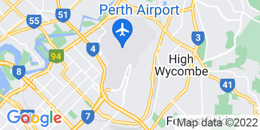 Perth Airport, City of Belmont, Western Australia, Australia