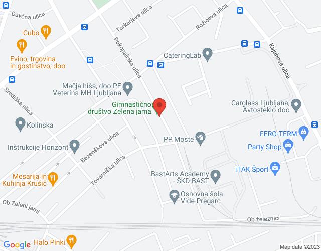 Pokopališka ulica 33, 1000 Ljubljana, Slovenija