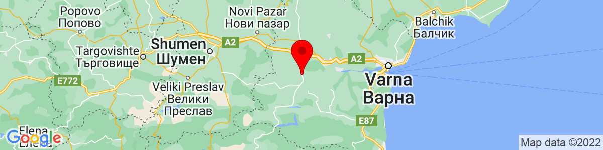 Google Map of provadia