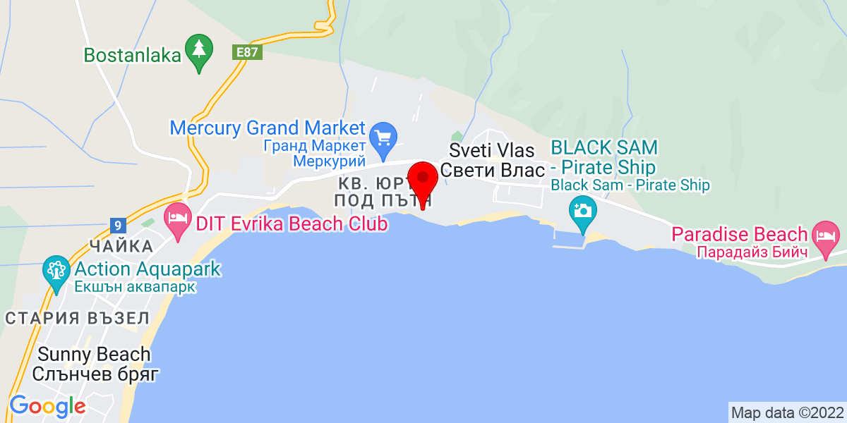 Google Map of royal bay residence vlas